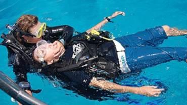 Curso de Resgate (Rescue diver)