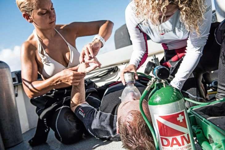 Curso de Primeiros Socorros (first-aid)
