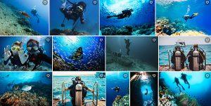mergulho autônomo é seguro